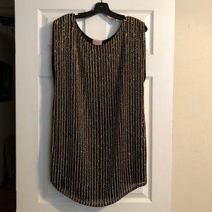 Topshop Sequin Dress - 4